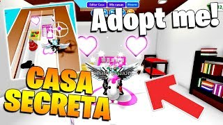 TIP LIKE HAVING A SECRET HOUSE IN ADOPT ME ROBLOX!