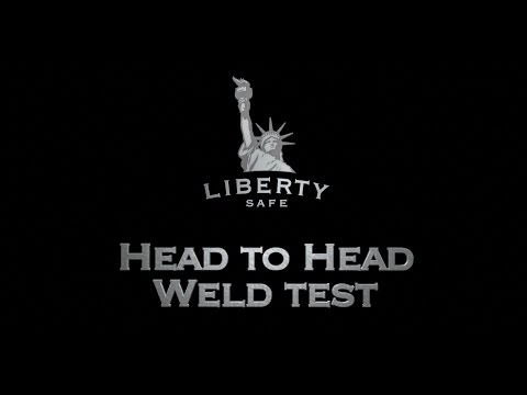 Liberty Safe Welds Put to the Test