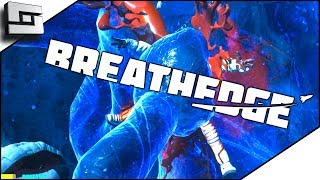 This Video Game Has Video Games! Breathedge! Gameplay Let's Play! E2