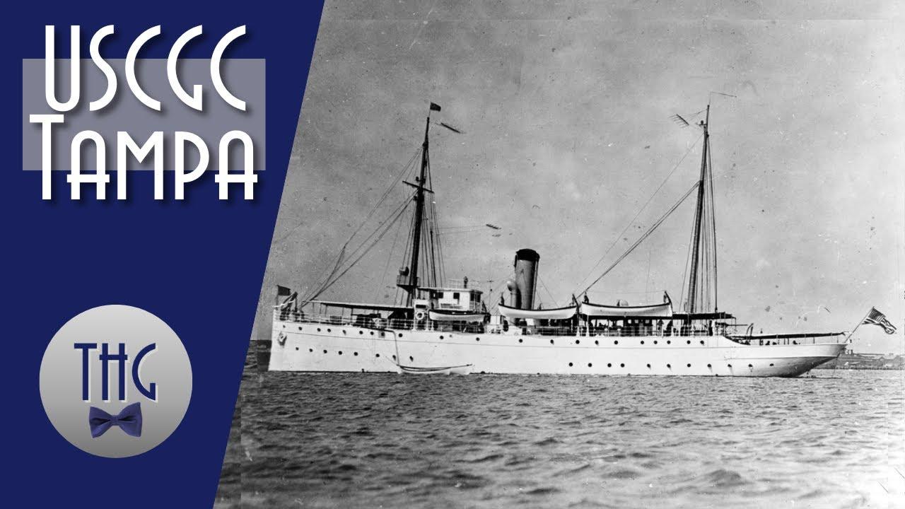 The U.S. Coast Guard in the Great War: USCGC Tampa