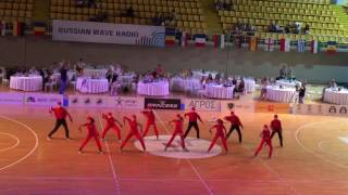 Cyprus Open 2016, Dance Factory. Dangerous