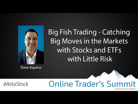 Big Fish Trading -Catching Big Moves in the Markets with Sto