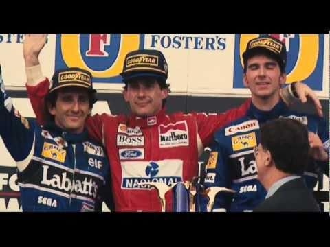 Senna trailers