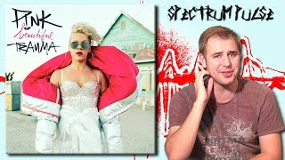 P!nk - Beautiful Trauma - Album Review