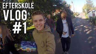 Efterskole Vlog #1 | Rasmus Brohave