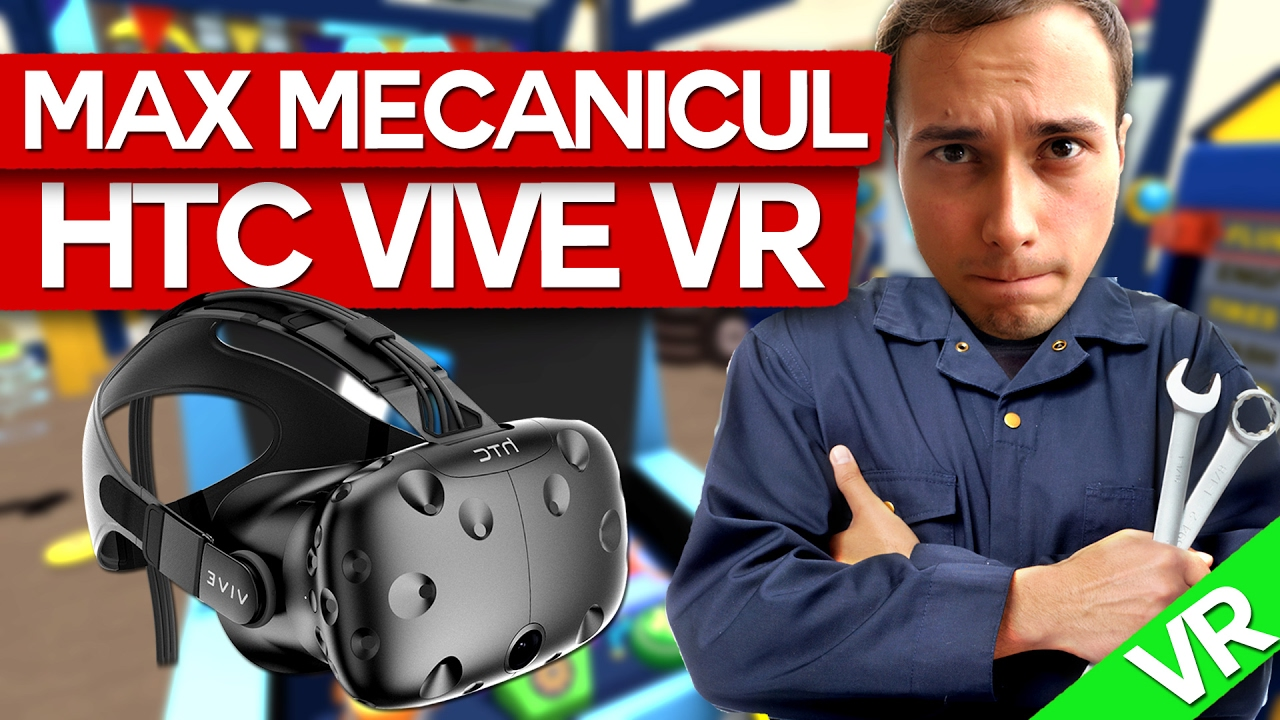 Download MaxINFINITE MECANICUL AUTO (HTC VIVE) SPECIAL!