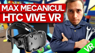 MaxINFINITE MECANICUL AUTO (HTC VIVE) SPECIAL!