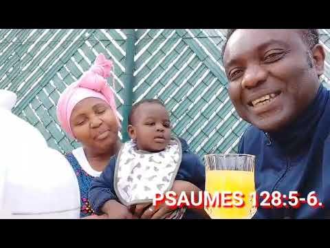 Download Fr Jf ifonge dans PSAUMES 128:5-6. Maman Françoise et le petit fils. Quelle grâce!!!