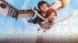 Puzzle Game Ballerina Leap Victor - Jigsaw Puzzles - Puzzle Kid Video