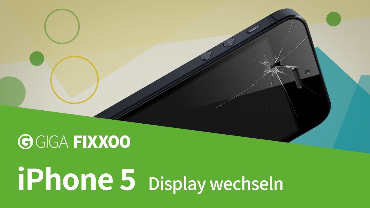iphone 5 neu starten ohne display