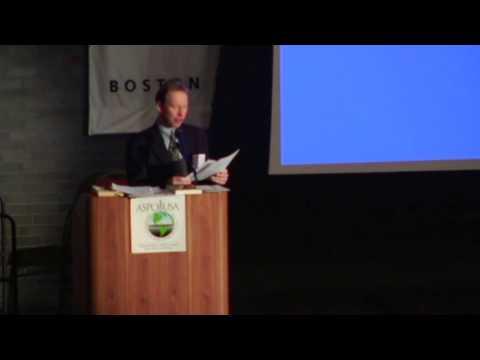 Julian Darley - Founder of Post Carbon Institute