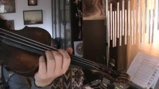 Уроки скрипки онлайн. Упражнения на вибрацию