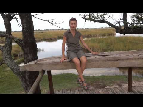 Moremi Game Reserve. Okavango. Botswana adventure 2014 - part 1.