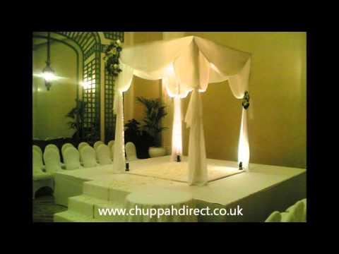 Chuppah hire from Chuppah Direct