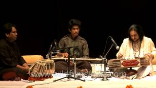 Bhajan Sopori performing live with ancient Indian stringed instrument