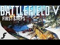 First steps! - Battlefield 5 Closed Alpha Gameplay