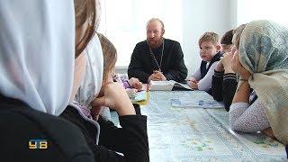 Уроки по основам православной веры проходят в Емуртлинской воскресной школе
