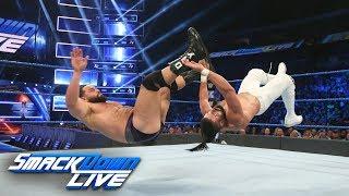 "Rusev vs. Andrade ""Cien"" Almas: SmackDown LIVE, July 24, 2018"
