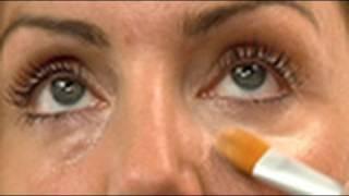 Reduzir os como a protuberância olhos sob