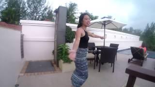 Dusit Thani Laguna (Phuket, Thailand) Pool Villa Tour