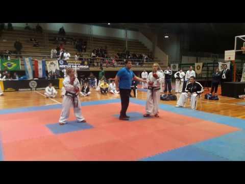 Carla Raber Taekwondo thumbnail