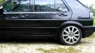 Tour around my VW Golf MK2 GTI