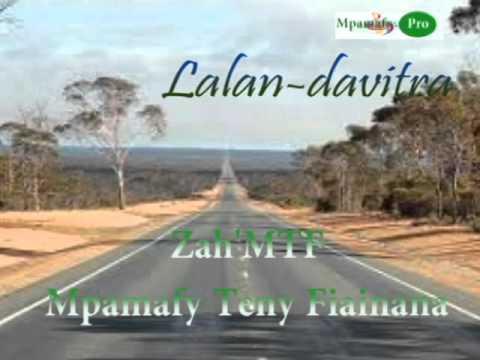 Lalalan-davitra(tonon-kira)-Zah'MTF(Mpamafy Teny Fiainana)-evangelique