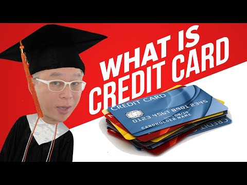 Credit Card 101 | What Is A Credit Card? | Part 1
