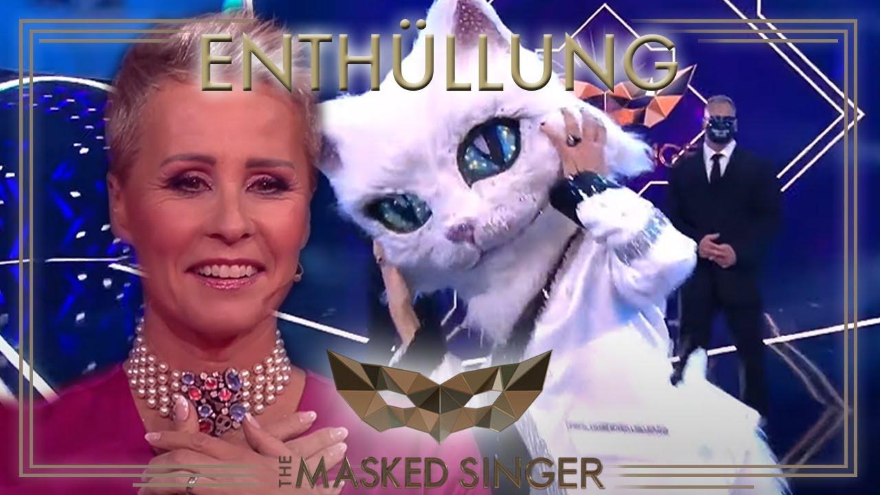 Download Wer ist die Katze? | Die Enthüllung | The Masked Singer | ProSieben