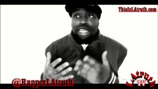 "LA Truth Speaks on Ar-Ab ""Dissing"" Cassidy ""RAID"" (EXTENDED)"