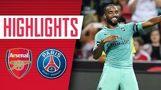 GOAL FEST! | Arsenal 5-1 PSG | Highlights