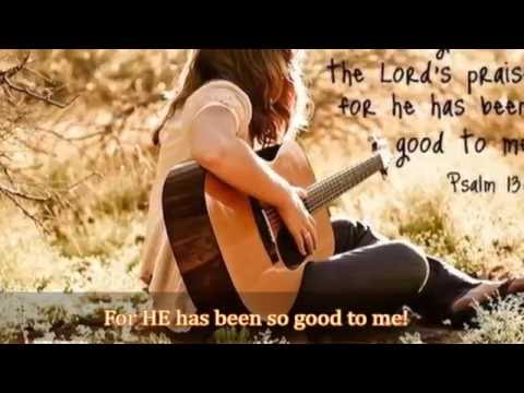 Sing to you LORD A Hymn of Love!