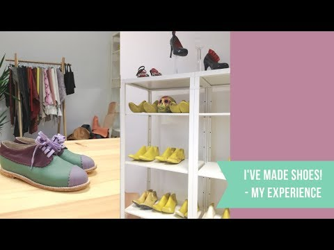 ✂ I've Made Shoes! - My Experience At I Can Make Shoes In London