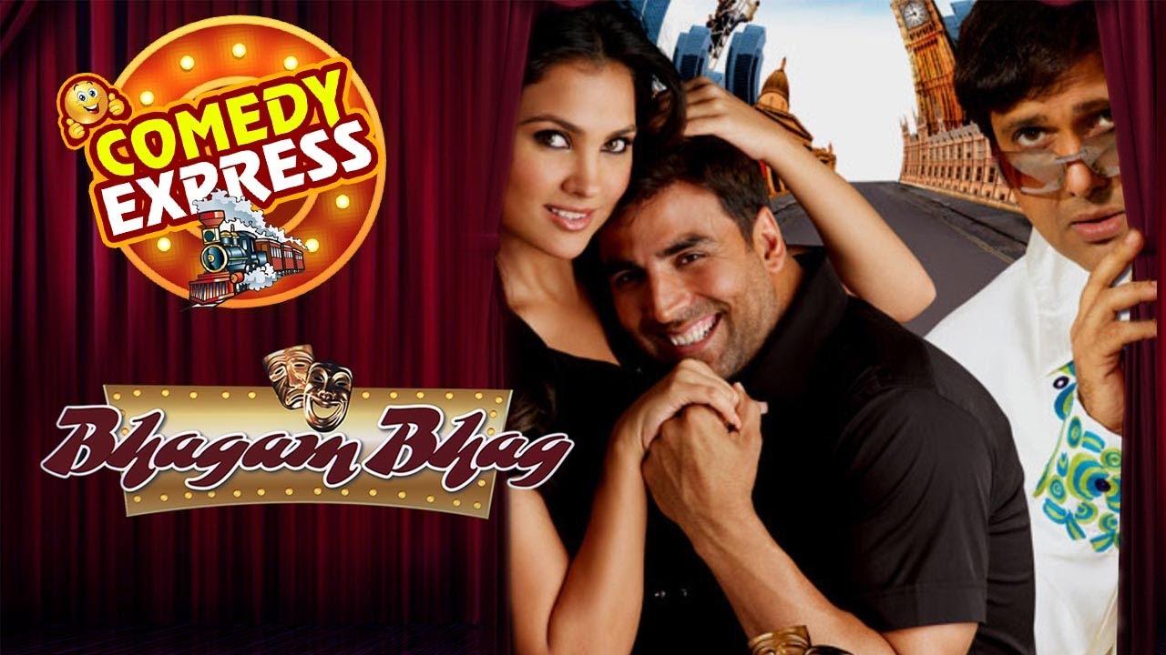 Download Bhagam Bhag - Akshay Kumar - Govinda - Lara Dutta - Paresh Rawal - Popular Comedy Movie