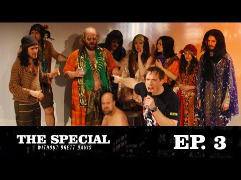 "The Special without Brett Davis Ep. 3: ""Freshie Freshie"" with Tim Harrington & Brick Mower"