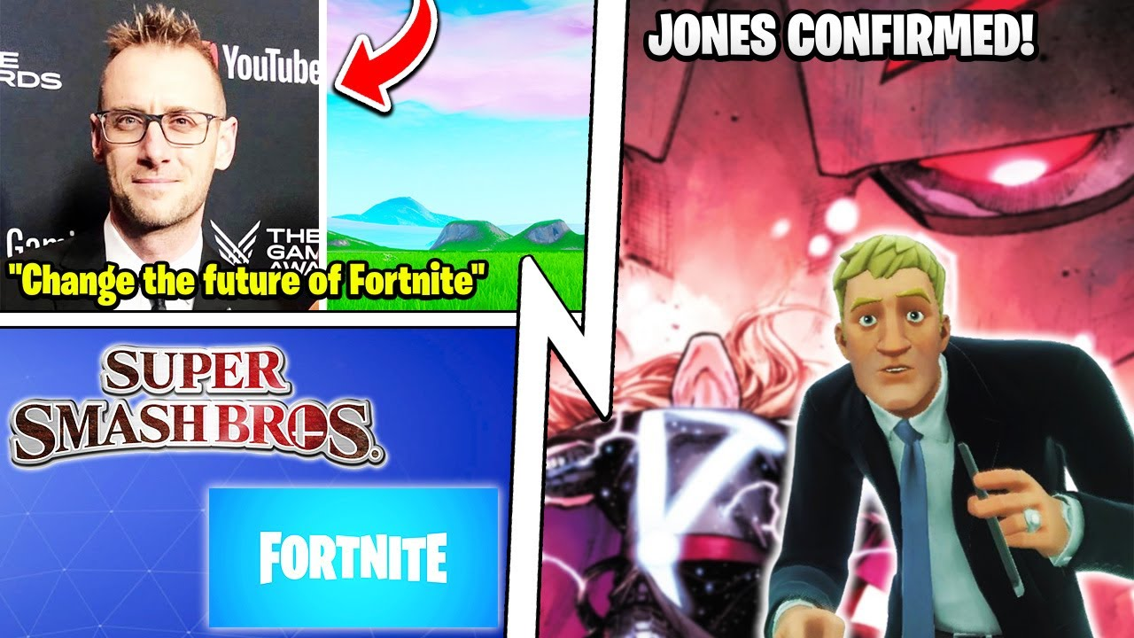 Agent Jones in Galactus EVENT, 1000 Free Vbucks NOW, 14.50 Update!