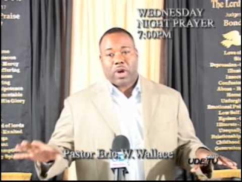Pastor Eric Wallace