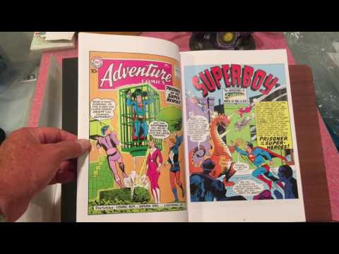 Overview: Silver Age Legion of Super Heroes Omnibus