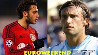 Top 5 | Euroweekend | 12.12 -15.12.2014 (H.Calhanoglu,S.Mauri,Venza,R.Barkley,R.Mendes)