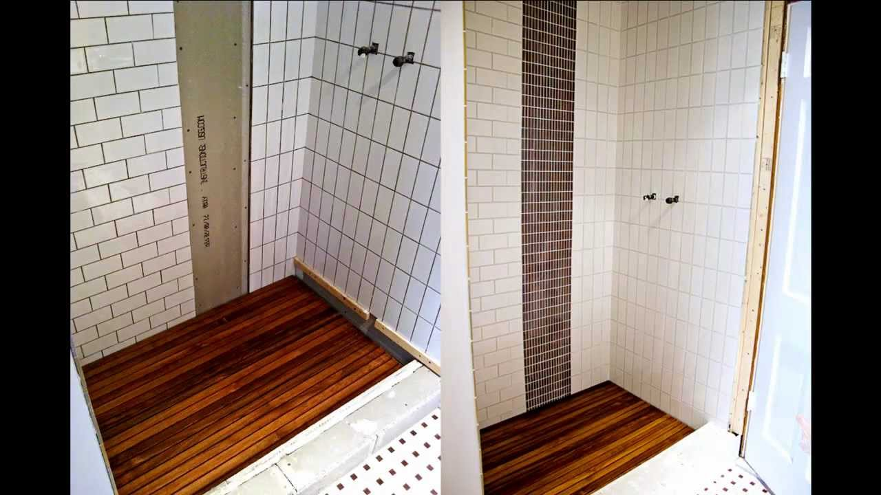 Teak shower trayquality teak teak shower mat largeteak shower flooringteak shower floor mat youtube
