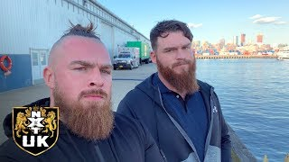 Gallus aims to make New York part of their kingdom: NXT UK Exclusive, April 17, 2019