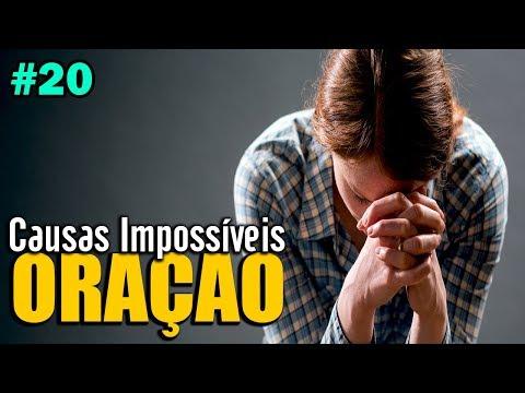 ORAÇÃO PELAS CAUSAS IMPOSSÍVEIS 17/11/2018 |  20° DIA DE ORAÇÃO - PASTOR ELISEU LUSTOSA