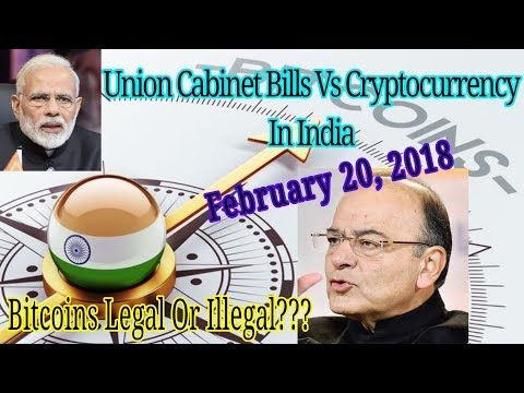 New Bills from Cabinet | 20 feb 2018 | Cryptocurrencies & Bitcoins became illegal