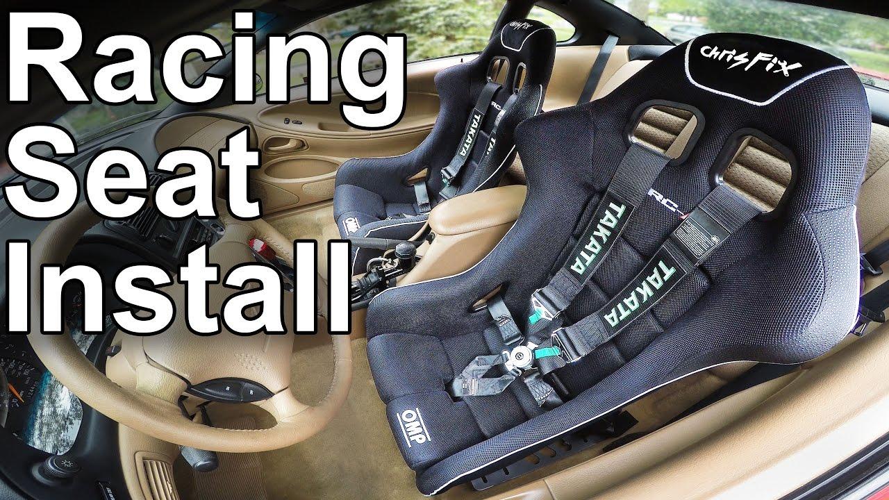 איך להתקין מושבי ספורט ברכב?