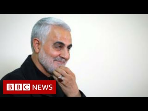 Qasem Soleimani: US kills top Iranian general in Baghdad air strike - BBC News
