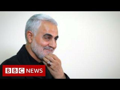 Qasem Soleimani: US Kills Top Iranian General In Baghdad Air Strike - BBC News