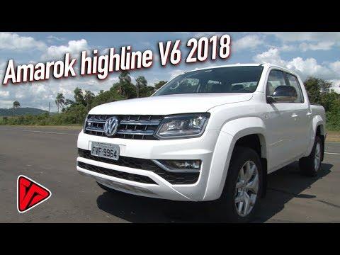 Volkswagen Amarok V6 3.0 TurboDiesel 2018 ( Avaliação )  | Top Speed