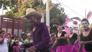 Show De Las Conejitas Mojiganga De Tetecala Morelos 2013