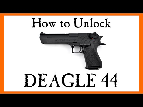Battlefield 4 - How to Unlock The Deagle 44... The Mid Range Master?