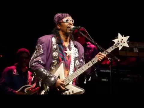 Bootsy Collins - I'd Rather Be with You + Bass Solo (Live in Copenhagen, July 8th, 2014)